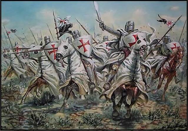 krizarska vojska