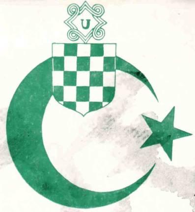 Simbol Bošnjaka u NDH