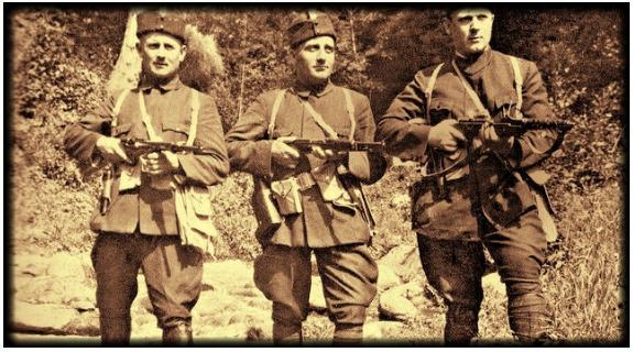 Ustaše u Hercegovini