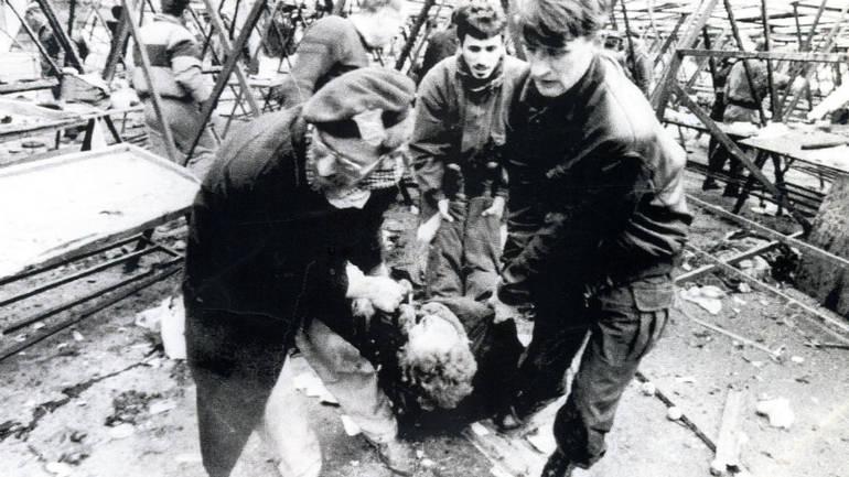 Novi masakr na Markalama konačno je natjerao snage NATO pakta da intervenišu protiv srpskog barbarizma