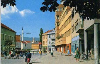 Banja Luka šezdesetih godina XX stoljeća