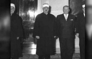 Sulejman Kemura i Josip Broz Tito